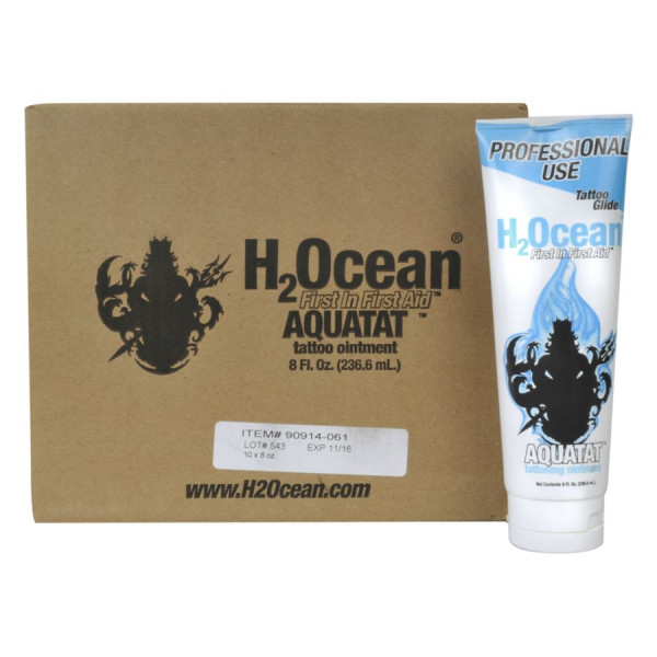 Aquatat 240 ml Box/10