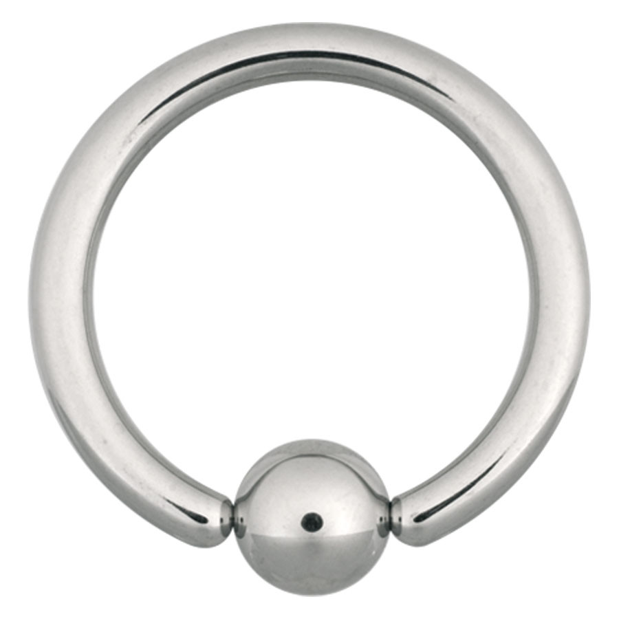 Steel Basicline® Ball Closure Ring