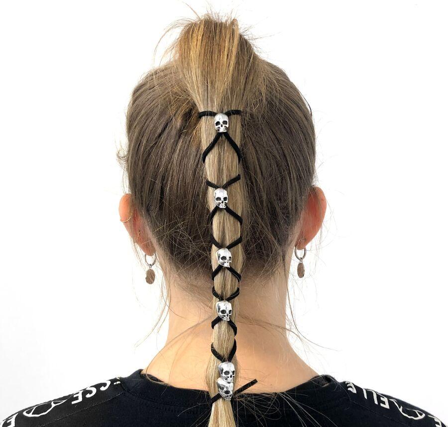 Skulls Hair Tie