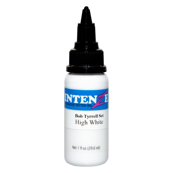 Intenze Bob Tyrrell High White