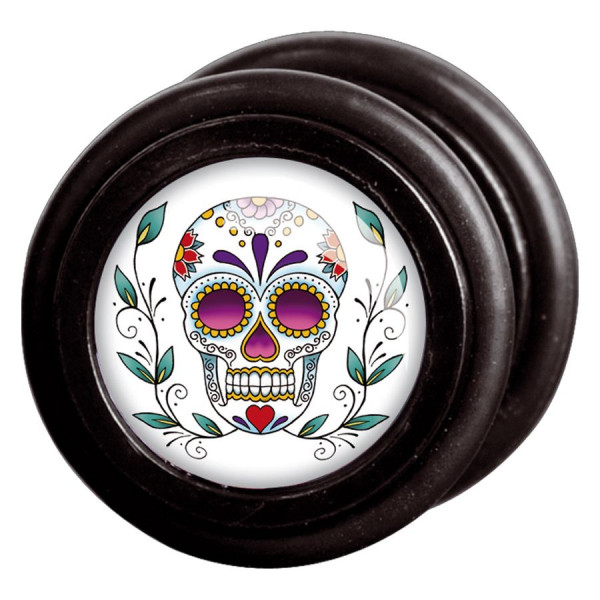 Mexican Skull white