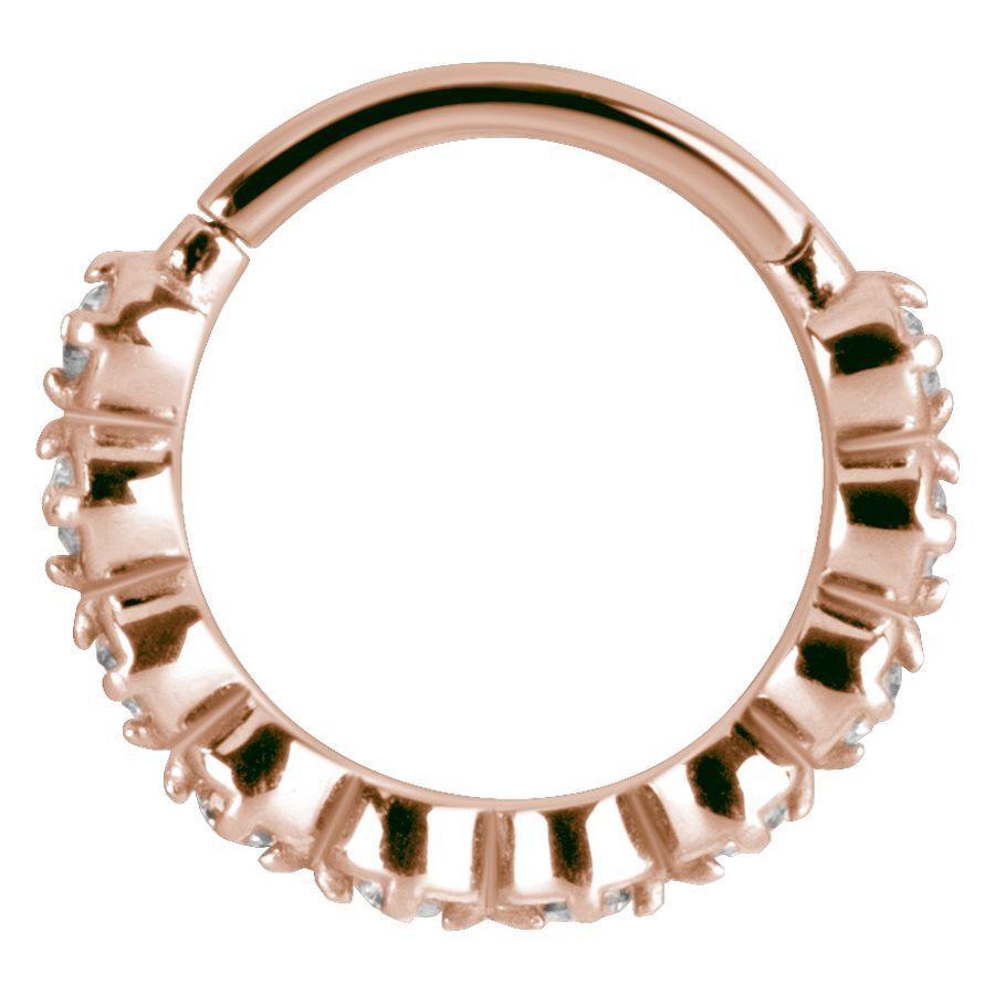 Glamorous Hinged Ring