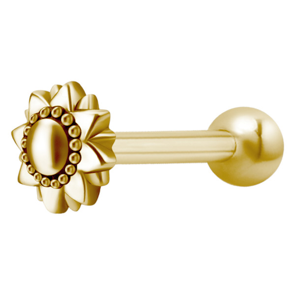 Sunflower Earbarbell