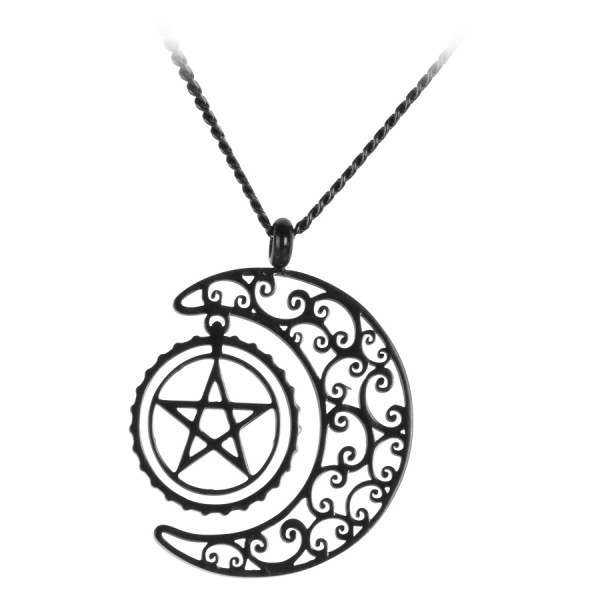 Protective Luna Necklace