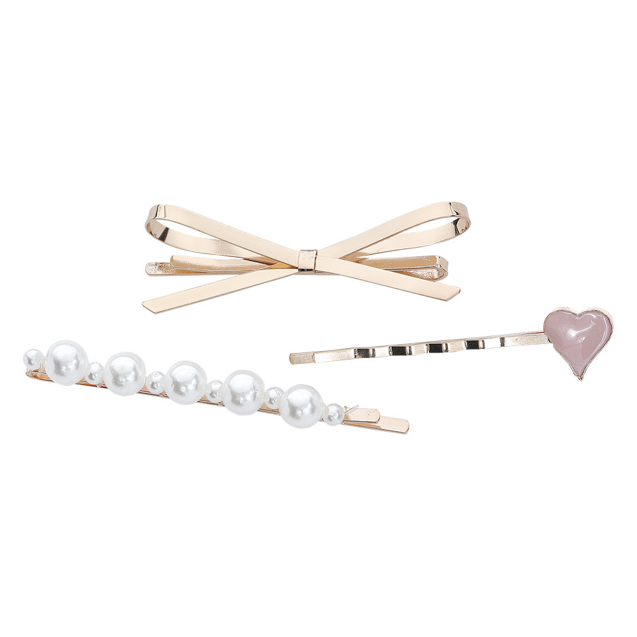 Sweetheart Hair Bobby Pins