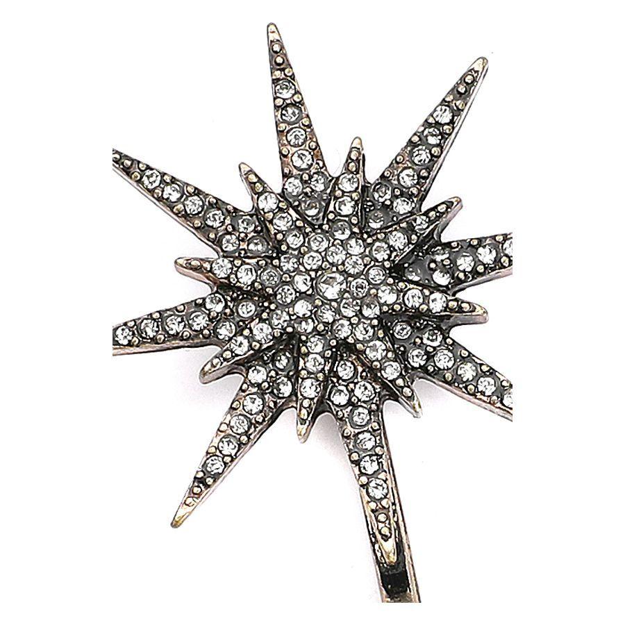 Moon and Stars Hair Jewelery