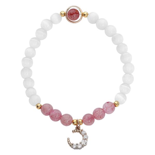 Moon Stone Bracelet