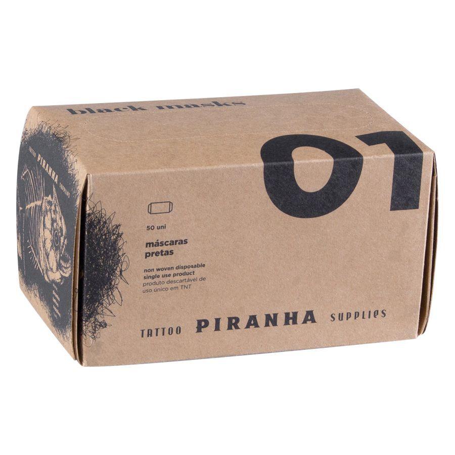 Piranha Mundschutz 50 Stück