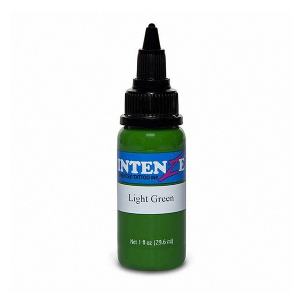 Intenze Ink Light Green 30 ml