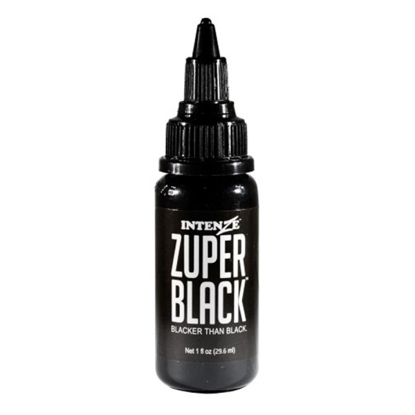 Intenze Ink Zuper Black