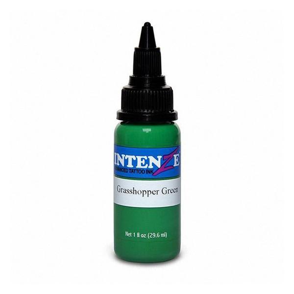 Intenze Ink Grashopper Green 30 ml