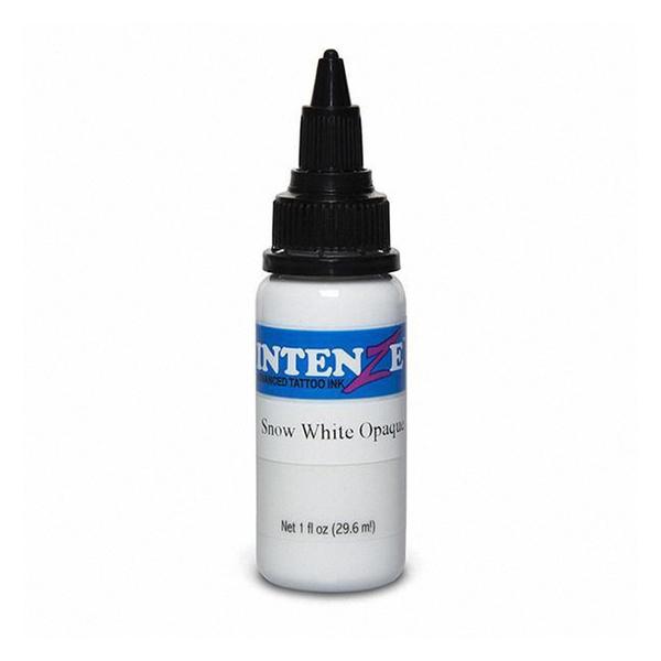 Intenze Ink Snow White Opaque