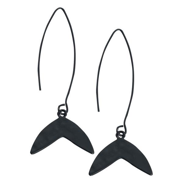Mystic Fin Earrings