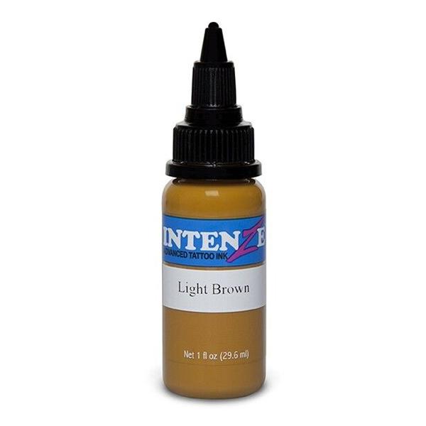 Intenze Ink Light Brown 30 ml