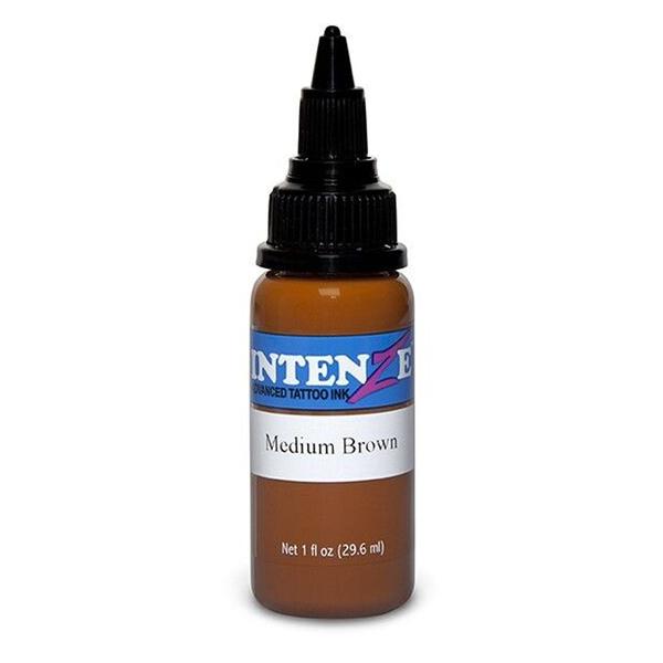 Intenze Ink Medium Brown 30 ml