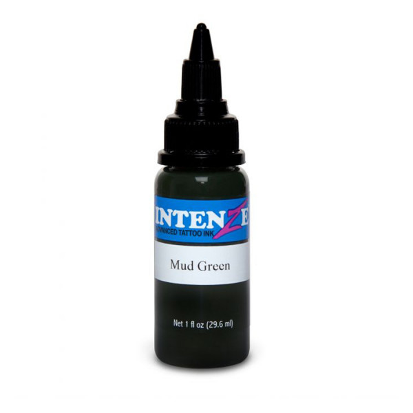 Intenze Ink Mud Green 30 ml