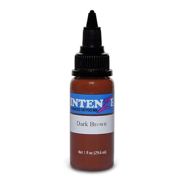 Intenze Ink Dark Brown 30 ml