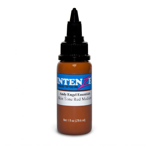 Intenze Ink Skin Tone Red Medium by Andy Engel 30 ml