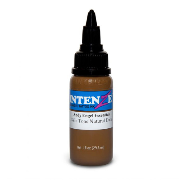 Intenze Ink Skin Tone Natural Dark by Andy Engel 30 ml