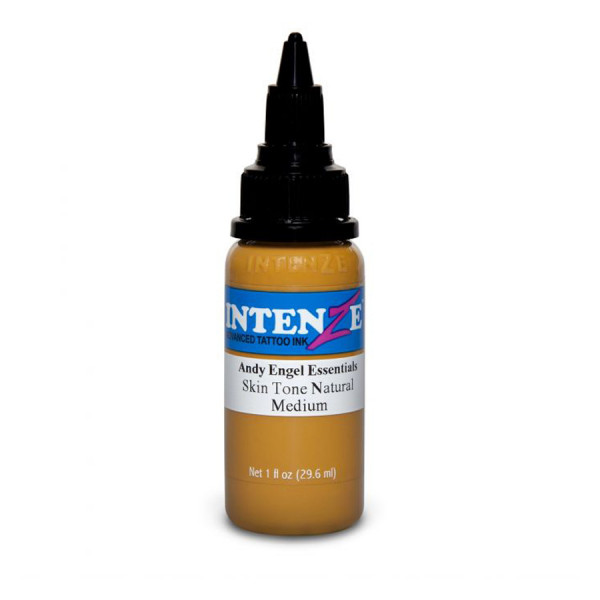 Intenze Ink Skin Tone Natural Medium by Andy Engel 30 ml