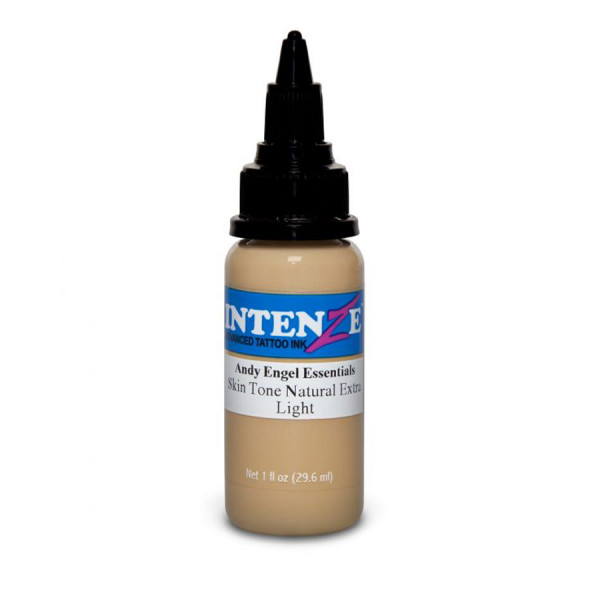 Intenze Ink Skin Tone Natural Extra Light by Andy Engel 30 ml