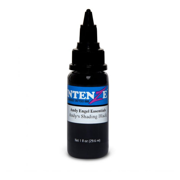 Intenze Ink Andy's Shading Black by Andy Engel 30 ml