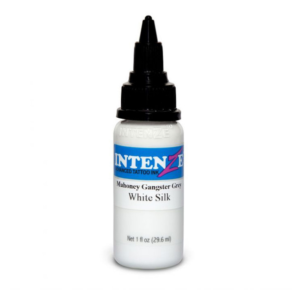 Intenze Ink White Silk of the Mark Mahoneys Collection 30 ml