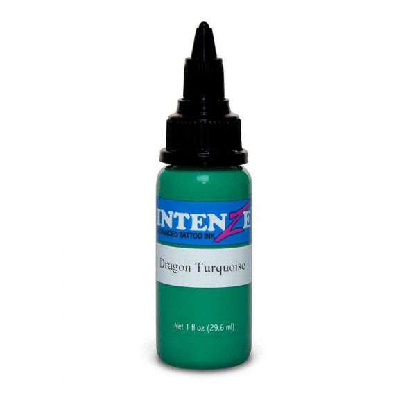 Intenze Ink Dragon Turquoise 30 ml