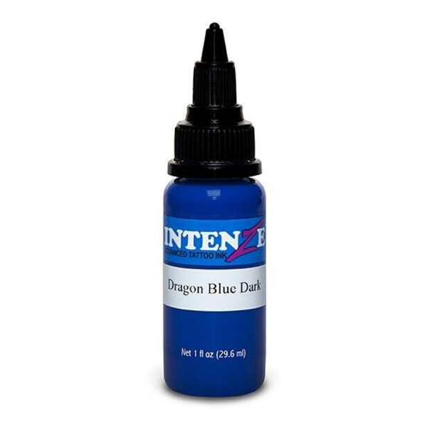 Intenze Ink Dragon Blue Dark by Japaneze 30 ml
