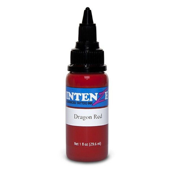 Intenze Ink Dragon Red by Japaneze 30 ml