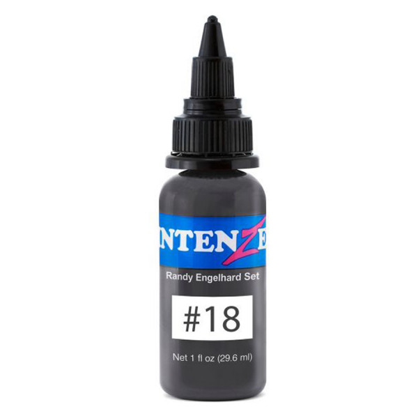 Intenze Ink #18 of the Randy Engelhard Collection 30 ml