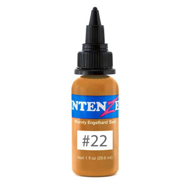 Intenze Ink #22 of the Randy Engelhard Collection 30 ml