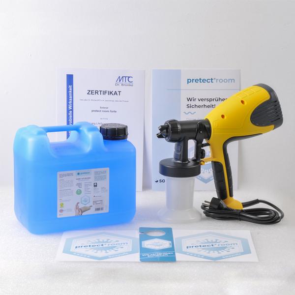 Pretect®room nebulizer Starter Kit