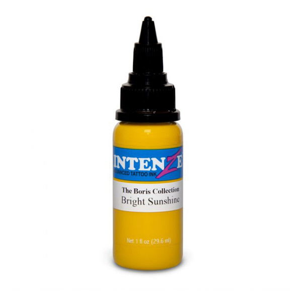 Intenze Ink Bright Sunshine of the Boris Collection 30 ml