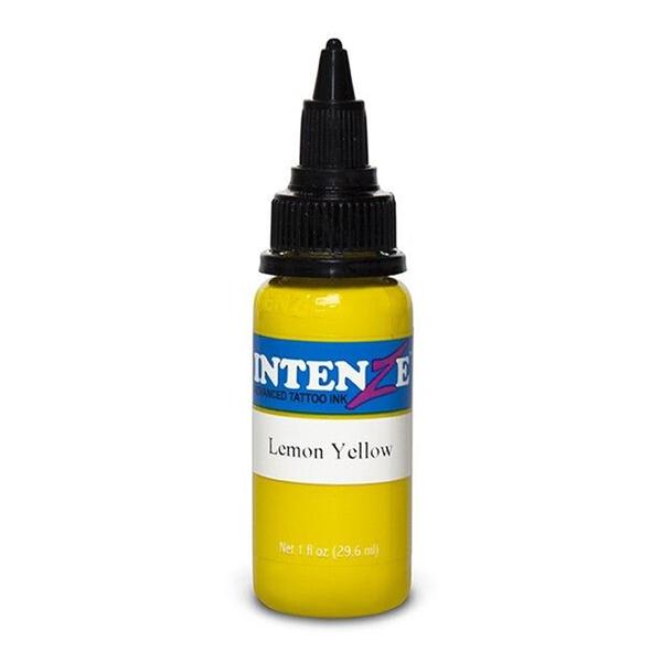 Intenze Ink Lemon Yellow 30 ml