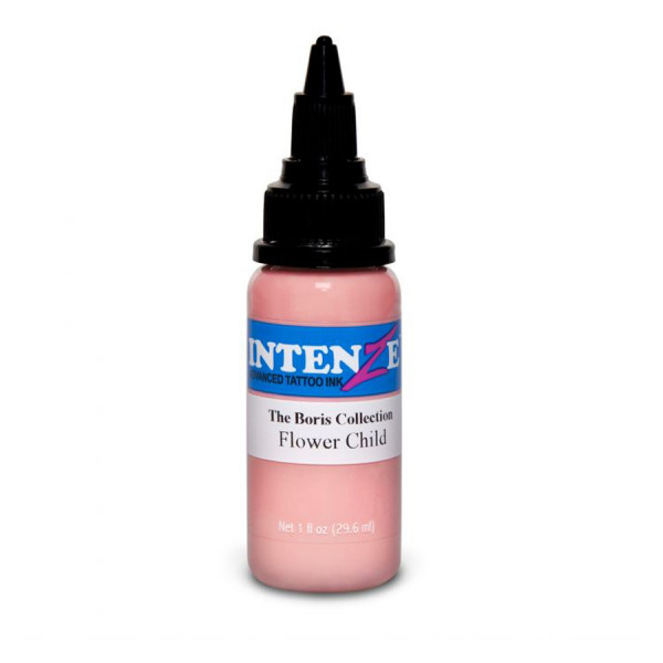 Intenze Ink Flower Child of the Boris Collection 30 ml