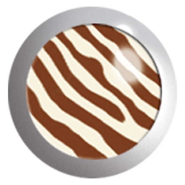 Titan Highline® Wildlife Ball Zebra Braun