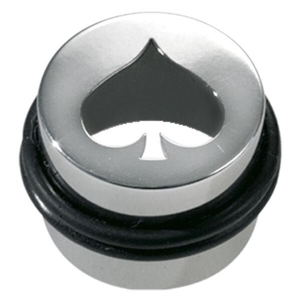 Titan Highline® Laser Cut Canister Plug Ace of Spades