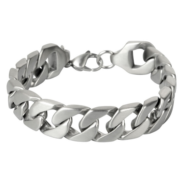 Steel Basicline® Rough Bracelet