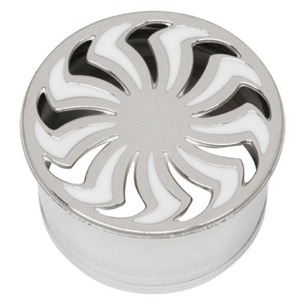 Steel Basicline® Impression Eyelet Rotating Sun