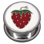 Steel Basicline® Impression Cannister Strawberry