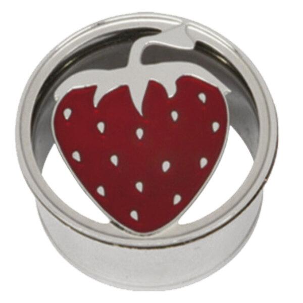 Steel Basicline® Impression Eyelet Strawberry