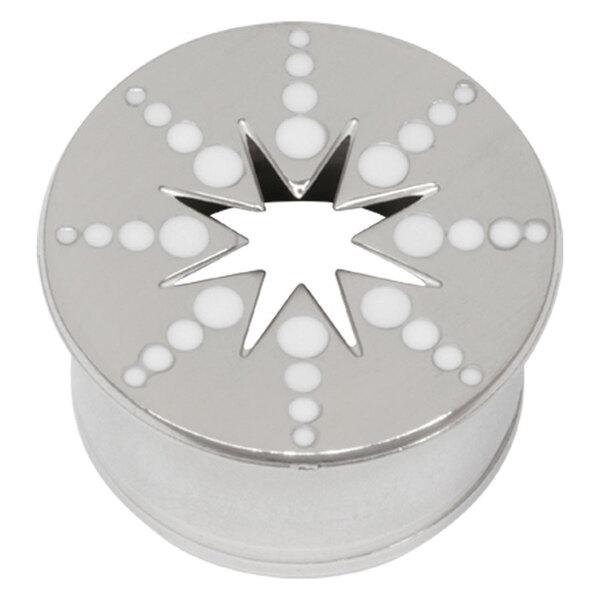 Steel Basicline® Impression Eyelet Multipoint Star