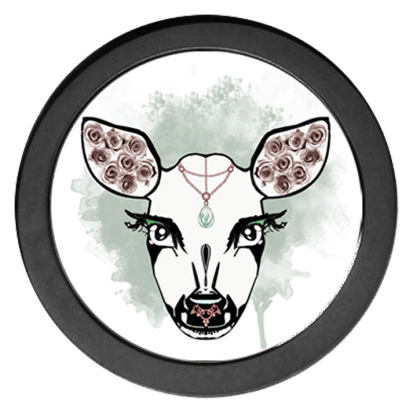 Steel Blackline® - X-Change Floral Deer G8,0