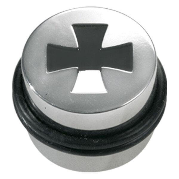 Titan Highline® Laser Cut Canister Plug Templar Cross