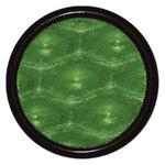PMMA Honeycomb Plug Inlay Hellgrün