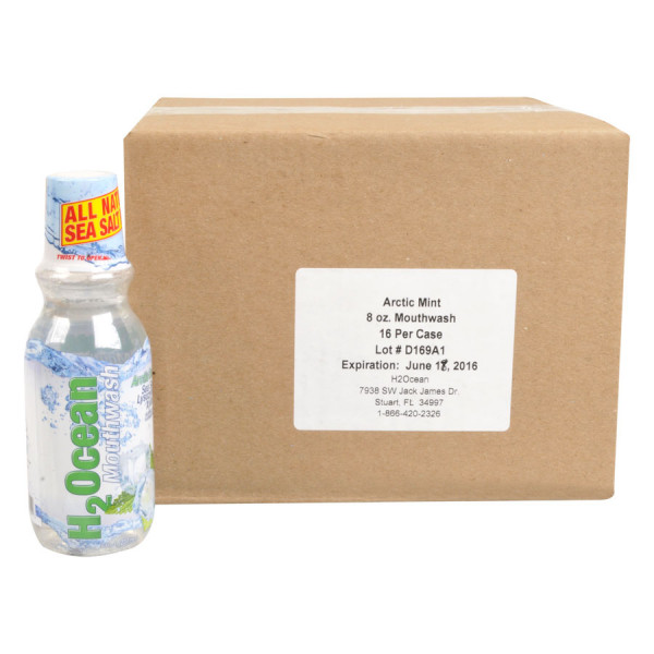 H2Ocean - Piercing Aftercare Artic O.237 ml Box/16