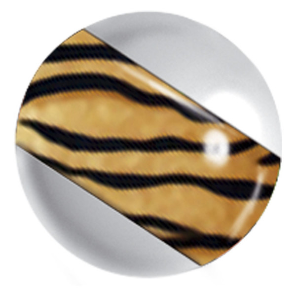 Titan Highline® Wildlife Stripy Ball Tiger