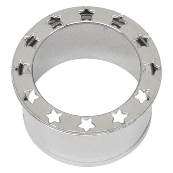 Steel Basicline® Halo Stars Eyelet