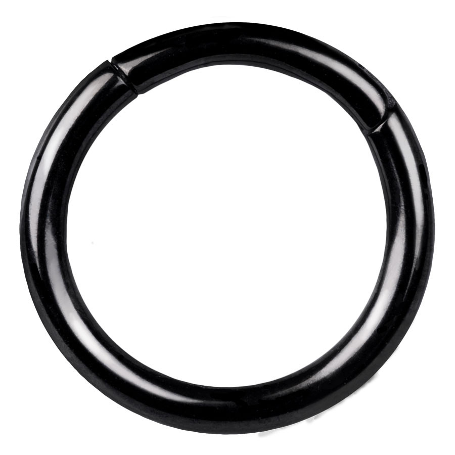 Steel Blackline® Segmentring mit Scharnier